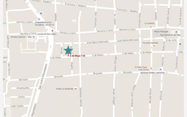 Foto de casa en venta en 5 de mayo 118, tala centro, tala, jalisco, 1372181 no 20
