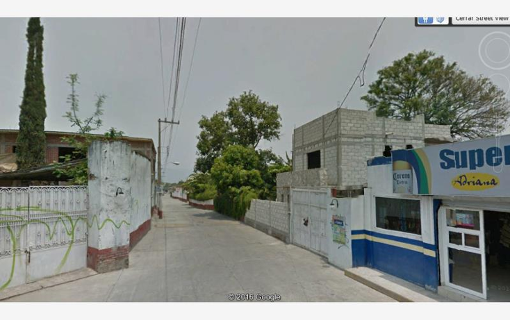 Foto de terreno habitacional en venta en 5 de mayo 5, itzamatitlán, yautepec, morelos, 1840502 No. 01