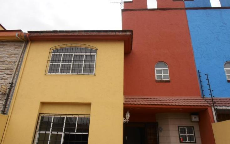 Foto de casa en venta en 5 de mayo 8, san pedro totoltepec, toluca, méxico, 1595700 No. 01