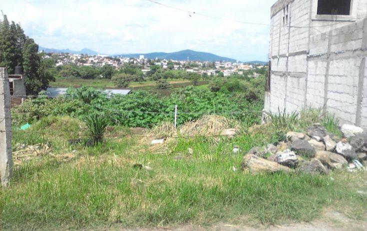 Foto de terreno habitacional en venta en 5 de mayo, ampliación chapultepec, cuernavaca, morelos, 1527112 no 01