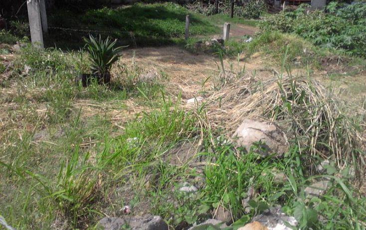 Foto de terreno habitacional en venta en 5 de mayo, ampliación chapultepec, cuernavaca, morelos, 1527112 no 04