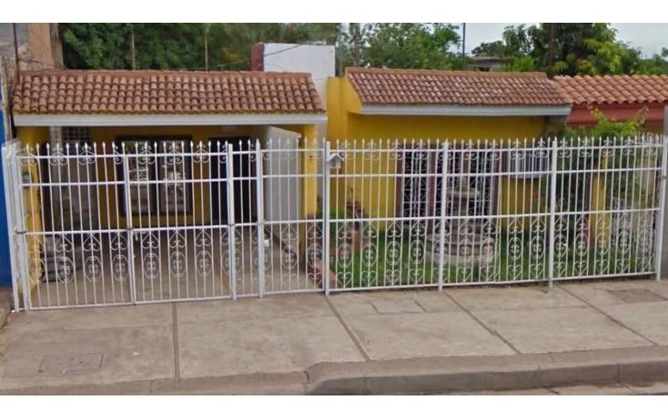 Foto de casa en venta en  , 5 de mayo, culiacán, sinaloa, 1911932 No. 01