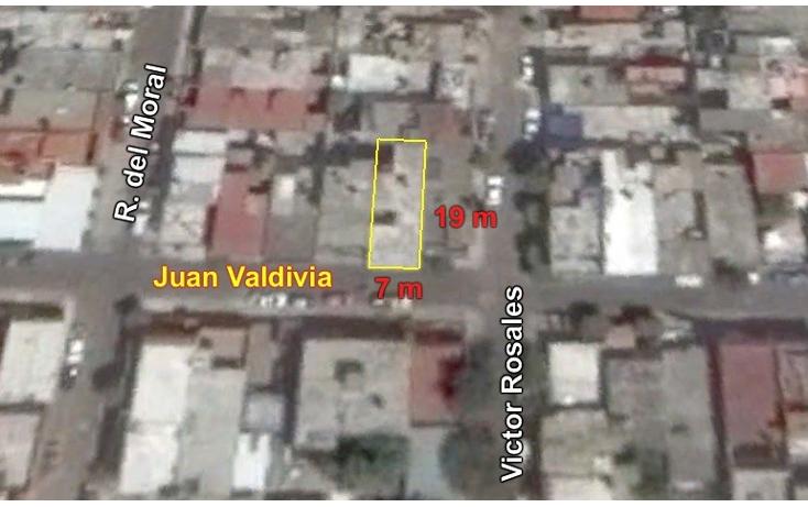 Foto de casa en venta en  , 5 de mayo, guadalajara, jalisco, 1929174 No. 18