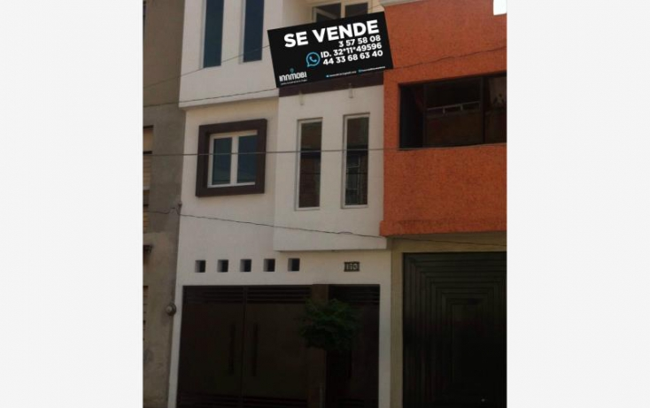 Foto de casa en venta en, 5 de mayo, morelia, michoacán de ocampo, 834943 no 01