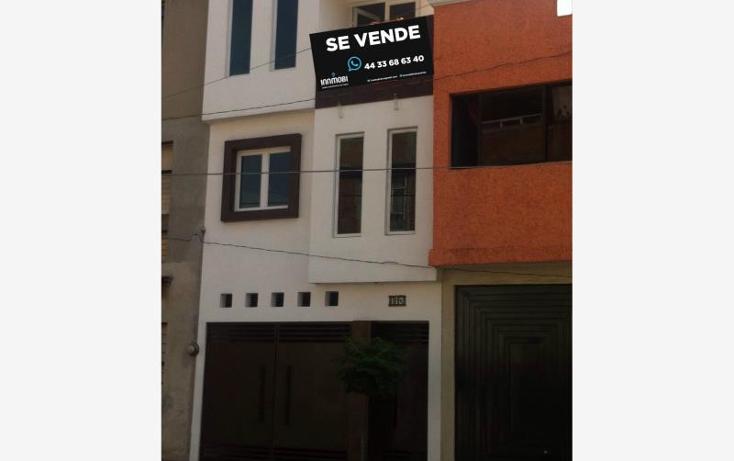 Foto de casa en venta en  , 5 de mayo, morelia, michoac?n de ocampo, 834943 No. 01