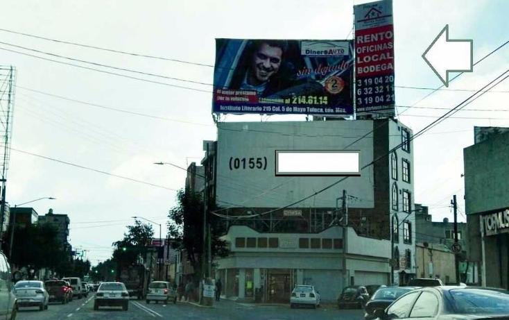 Foto de local en renta en  , 5 de mayo, toluca, méxico, 1620088 No. 01