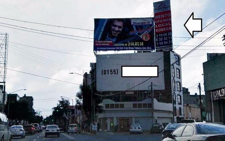 Foto de local en renta en  , 5 de mayo, toluca, méxico, 1620088 No. 02