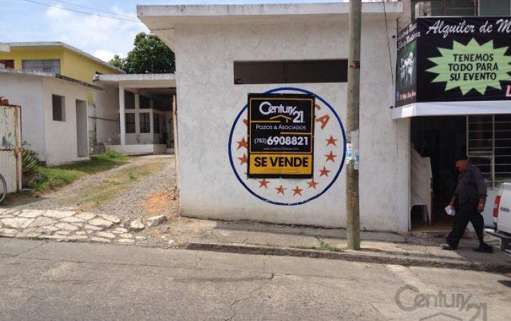 Foto de local en venta en 5 de mayo, zapote gordo, tuxpan, veracruz, 1720846 no 01