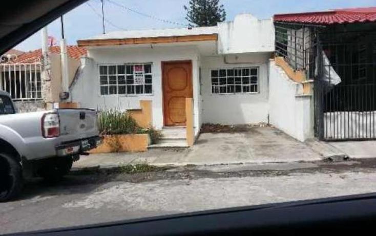 Foto de casa en venta en  5, el manantial, boca del r?o, veracruz de ignacio de la llave, 1674452 No. 01