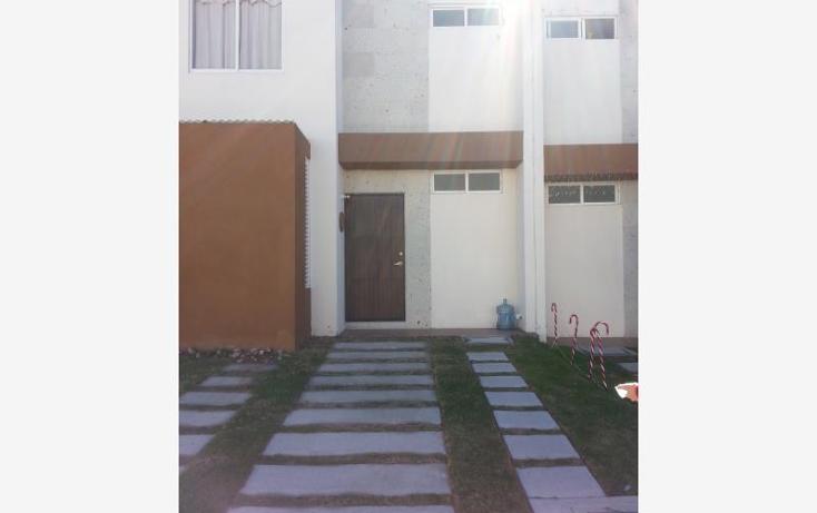 Foto de casa en venta en  5, el mirador, el marqu?s, quer?taro, 1753024 No. 01