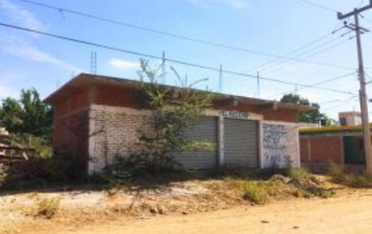 Foto de terreno habitacional en venta en  5, el venadillo, mazatlán, sinaloa, 1159401 No. 01