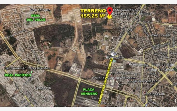 Foto de terreno habitacional en venta en  5, el venadillo, mazatlán, sinaloa, 1159401 No. 06