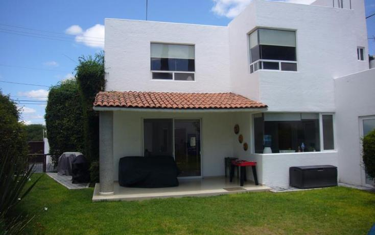 Foto de casa en venta en  5, juriquilla, querétaro, querétaro, 468689 No. 12