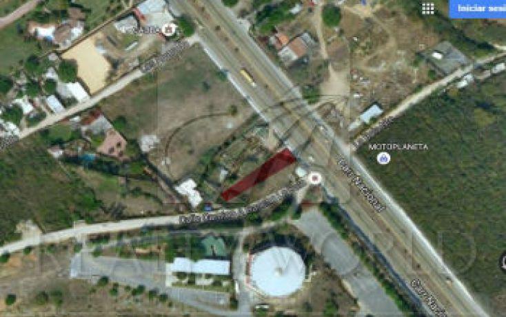 Foto de terreno habitacional en renta en 5, la estanzuela, monterrey, nuevo león, 1635831 no 02