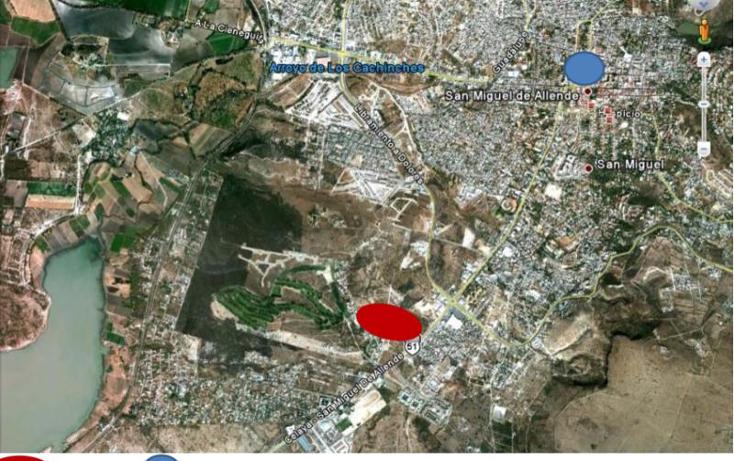 Foto de terreno comercial en venta en  5, la lejona, san miguel de allende, guanajuato, 1401405 No. 01