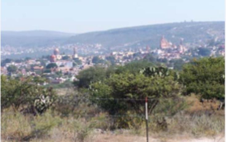 Foto de terreno comercial en venta en  5, la lejona, san miguel de allende, guanajuato, 1401405 No. 04