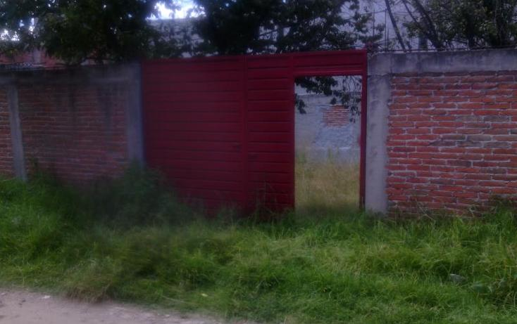 Foto de terreno habitacional en venta en  5, loma bonita, tlaxcala, tlaxcala, 1898326 No. 02