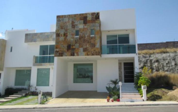 Foto de casa en venta en  5, lomas del bosque, morelia, michoac?n de ocampo, 891969 No. 01