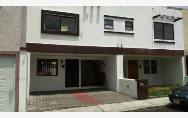 Foto de casa en venta en  5, lomas, morelia, michoacán de ocampo, 966105 No. 01