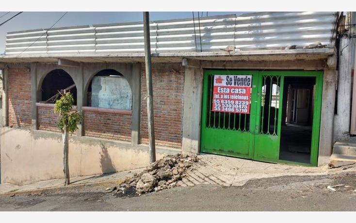 Foto de casa en venta en  5, luis donaldo colosio, gustavo a. madero, distrito federal, 883031 No. 03