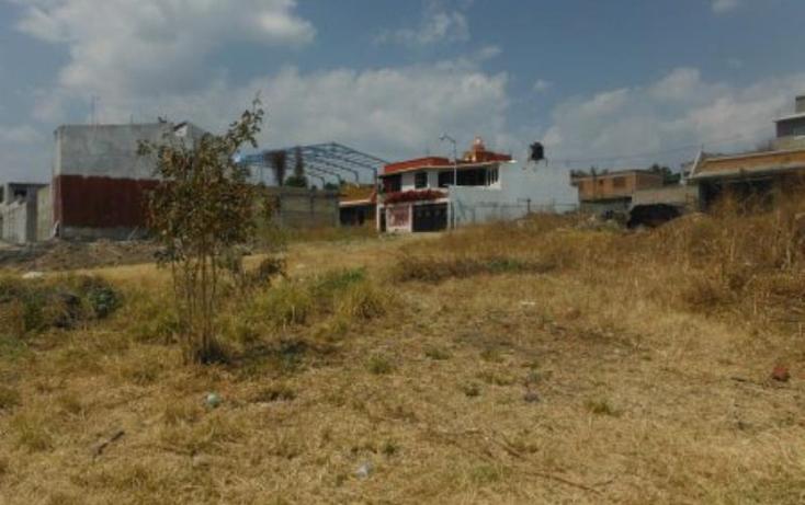 Foto de terreno habitacional en venta en 5 mayo 1, las granjas, cuernavaca, morelos, 411977 No. 04