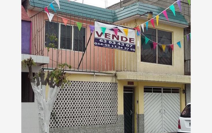 Foto de casa en venta en  5, méxico insurgente, ecatepec de morelos, méxico, 1688670 No. 01