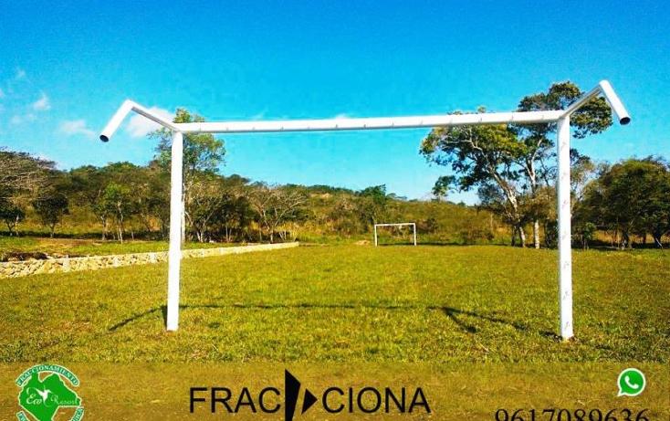 Foto de terreno habitacional en venta en 5 minutos sobre autopista tuxtla-las choapas 5, ocozocoautla de espinosa centro, ocozocoautla de espinosa, chiapas, 1059095 No. 10