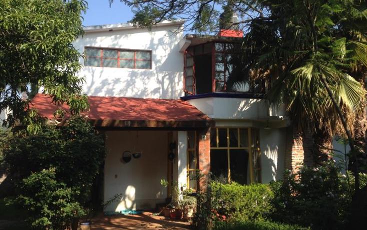 Foto de casa en venta en  5, nuevo renacimiento de axalco, tlalpan, distrito federal, 1984532 No. 01