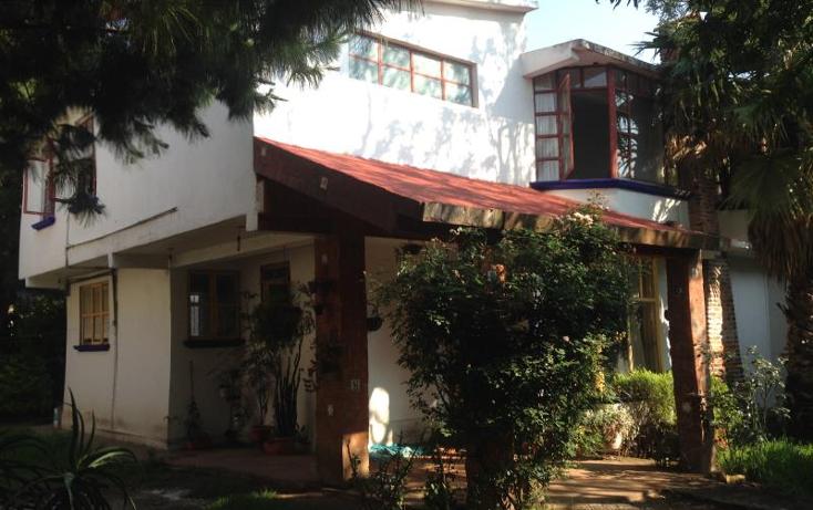 Foto de casa en venta en  5, nuevo renacimiento de axalco, tlalpan, distrito federal, 1984532 No. 02
