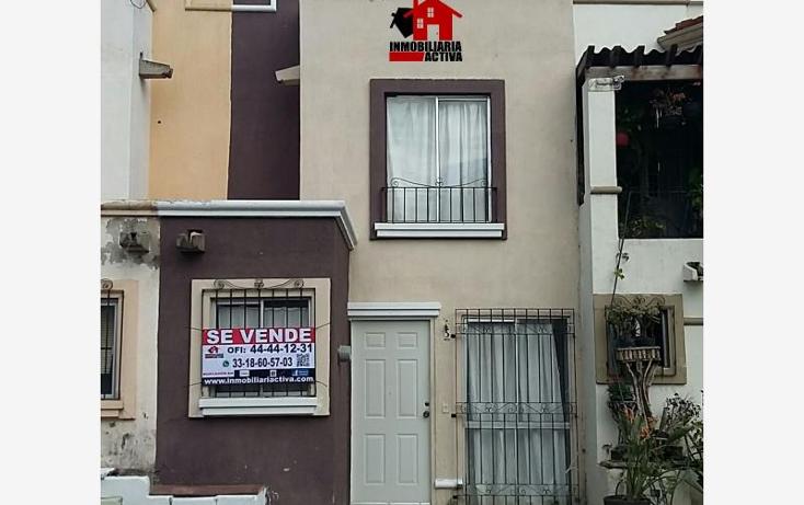 Foto de casa en venta en  5, real del valle, tlajomulco de zúñiga, jalisco, 1827398 No. 01