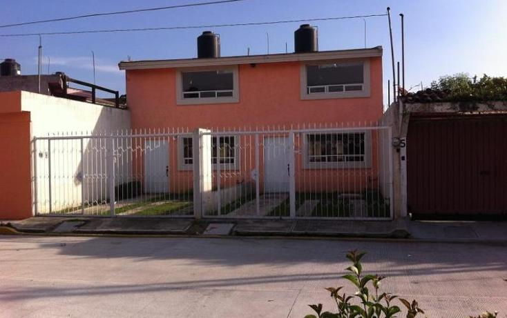 Foto de casa en renta en  5, san cristóbal tepontla, san pedro cholula, puebla, 1698916 No. 01