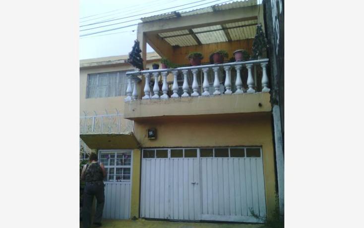 Foto de casa en venta en  5, san juan ixhuatepec, tlalnepantla de baz, méxico, 1527688 No. 01