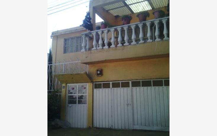 Foto de casa en venta en  5, san juan ixhuatepec, tlalnepantla de baz, méxico, 955809 No. 01