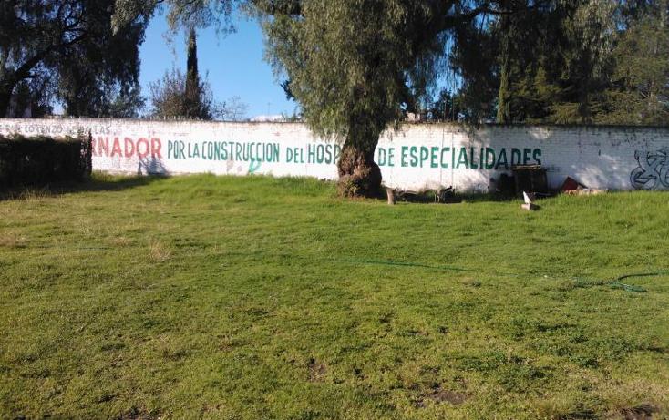 Foto de terreno habitacional en venta en  5, san miguel, zumpango, m?xico, 676081 No. 01