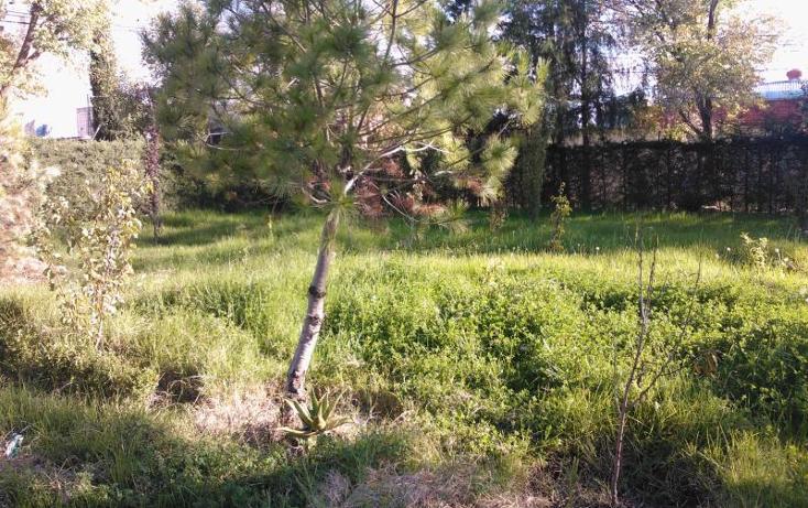 Foto de terreno habitacional en venta en  5, san miguel, zumpango, m?xico, 676081 No. 02