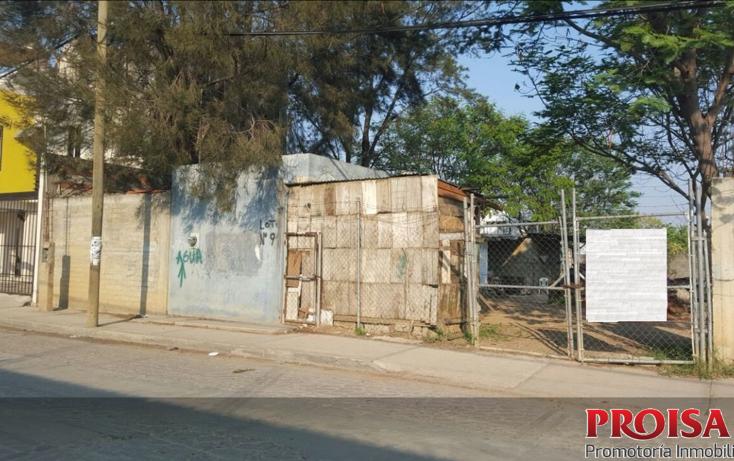 Foto de terreno habitacional en venta en  , 5 señores, oaxaca de juárez, oaxaca, 2006112 No. 01