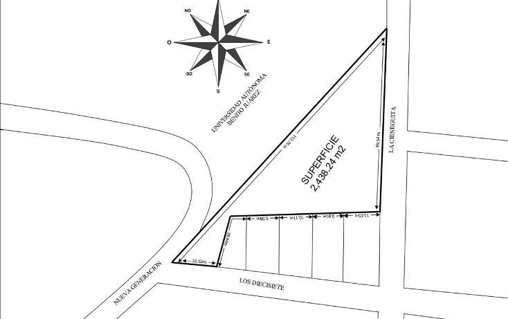 Foto de terreno habitacional en venta en  , 5 señores, oaxaca de juárez, oaxaca, 2006112 No. 10