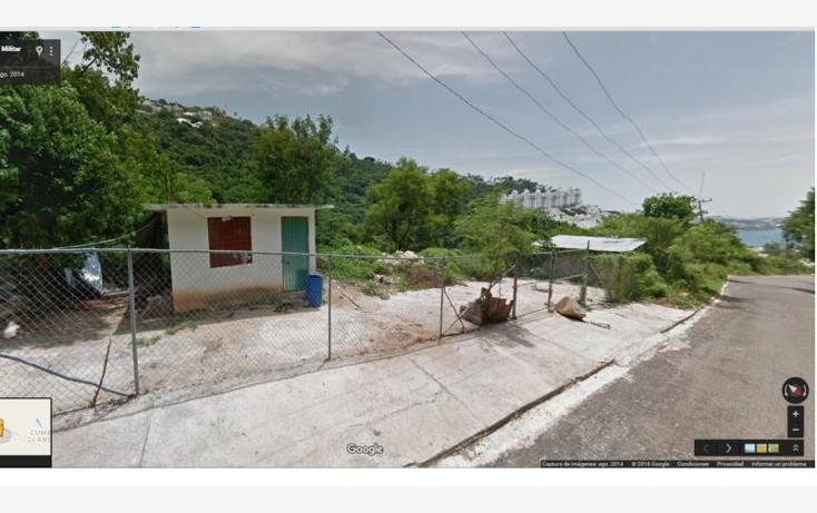 Foto de terreno habitacional en venta en  50, cumbres llano largo, acapulco de juárez, guerrero, 1649154 No. 01