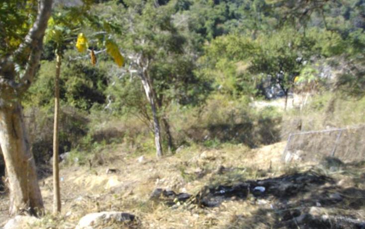Foto de terreno habitacional en venta en  50, cumbres llano largo, acapulco de juárez, guerrero, 1649154 No. 07