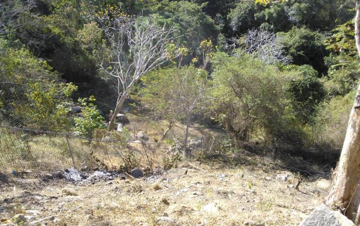 Foto de terreno habitacional en venta en  50, cumbres llano largo, acapulco de juárez, guerrero, 1649154 No. 08