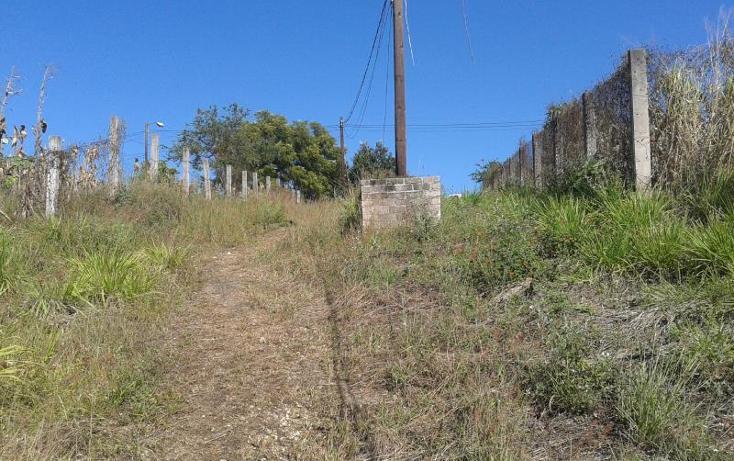 Foto de terreno habitacional en venta en  50, insurgentes, tepic, nayarit, 1601088 No. 03