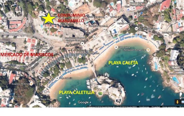 Foto de departamento en venta en  50, las playas, acapulco de ju?rez, guerrero, 1633268 No. 01