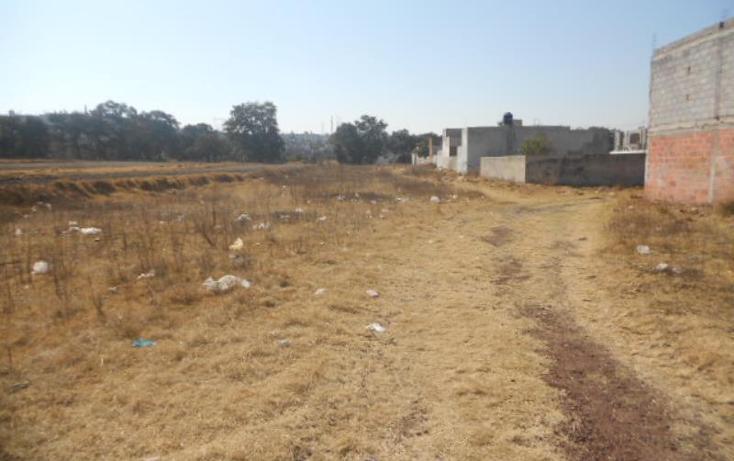 Foto de terreno industrial en venta en  50, los angeles barranca honda, puebla, puebla, 374374 No. 03