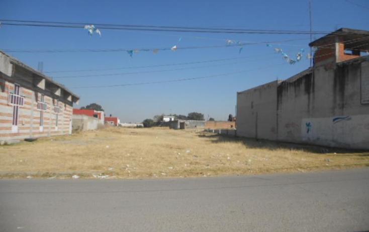 Foto de terreno industrial en venta en  50, los angeles barranca honda, puebla, puebla, 374374 No. 04