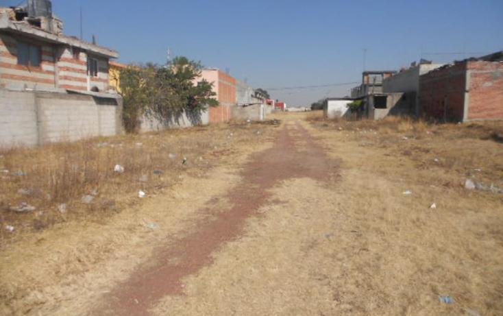 Foto de terreno industrial en venta en  50, los angeles barranca honda, puebla, puebla, 374374 No. 05