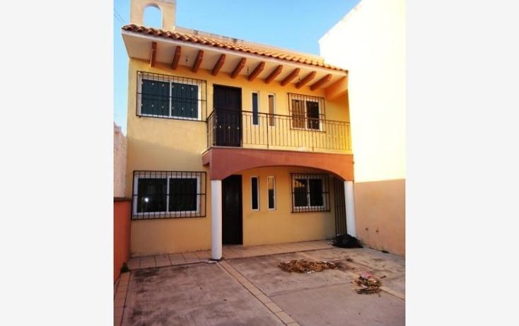 Foto de casa en renta en  50, moderno, veracruz, veracruz de ignacio de la llave, 393822 No. 01