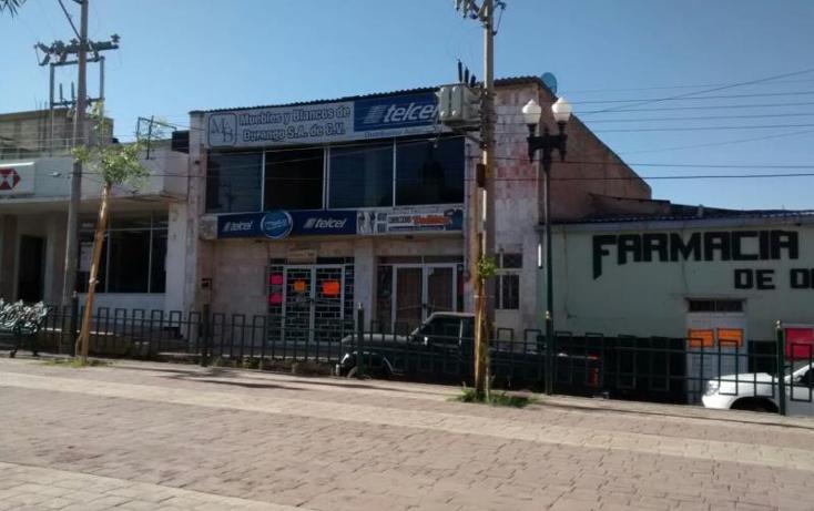 Foto de edificio en venta en  50, santa maría del oro centro, el oro, durango, 395491 No. 03