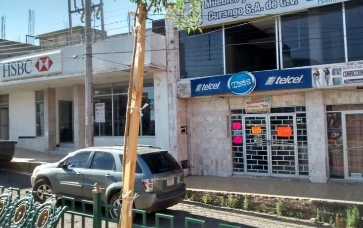 Foto de edificio en venta en  50, santa maría del oro centro, el oro, durango, 395491 No. 10