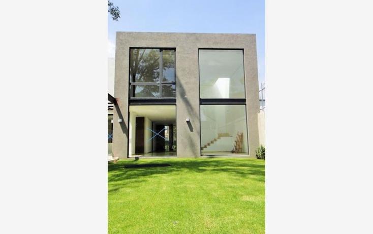 Foto de casa en venta en  50, tlalpan centro, tlalpan, distrito federal, 2443148 No. 01