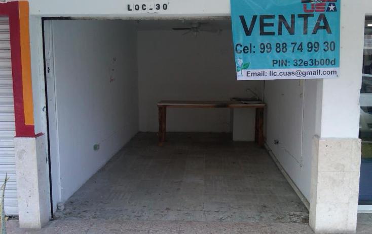 Foto de local en venta en  50, tucanes, benito juárez, quintana roo, 537570 No. 04
